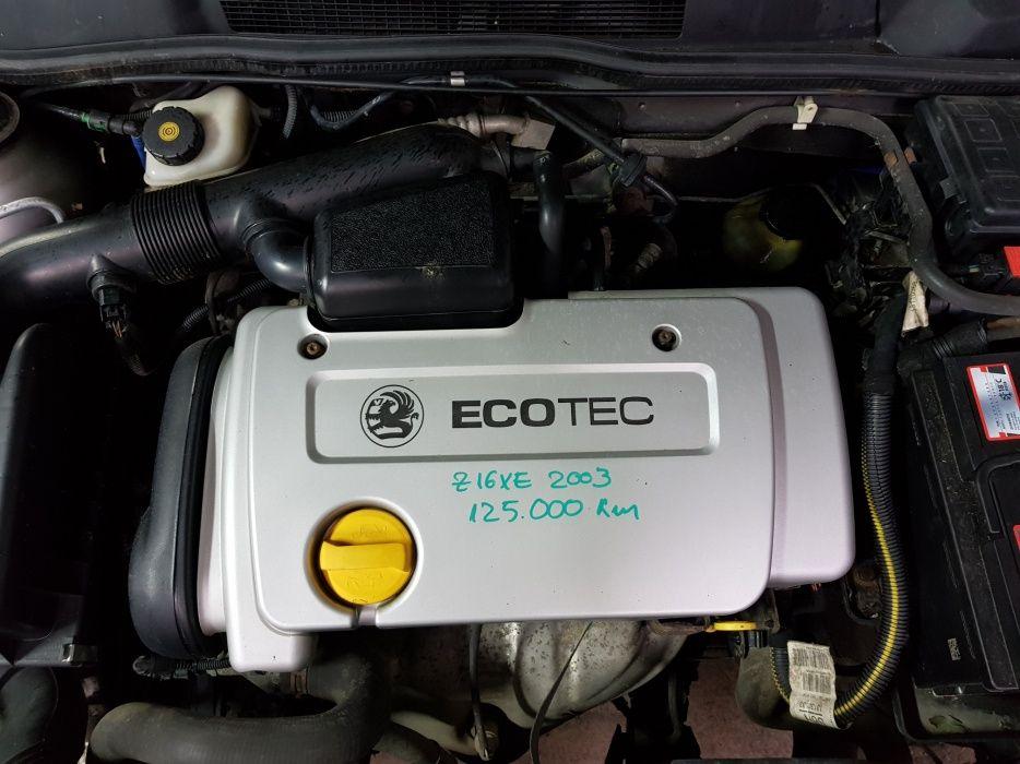 motor opel astra g zafira a vectra b 1.6 benzina 16v z16xe 2003