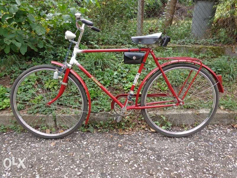 Ретро велосипед Балкан 28 цола модел 70 те 95 % оригинал много запазен