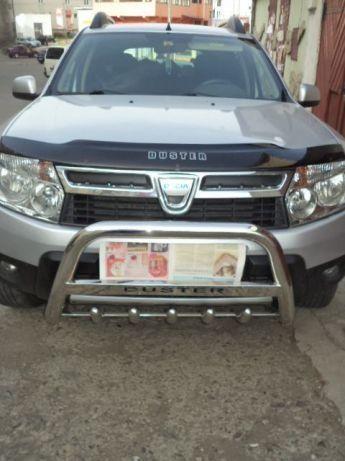 Deflector capota Dacia Duster