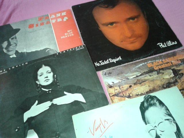 discuri vinil colectie muzica rock ,Black Sabbath,Scorpions,s.a.
