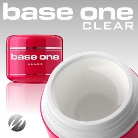 Професионален изграждащ Ув /Uv гел за ноктопластика Base One