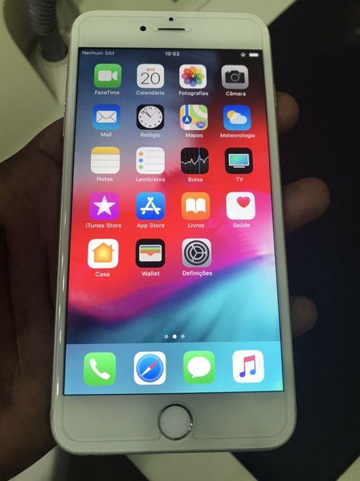 IPhone 6 Plus 64GB a venda na beira