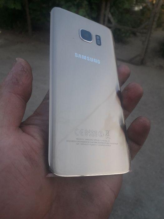 Capac baterie original, swap, Samsung Galaxy s7 edge impecabil,
