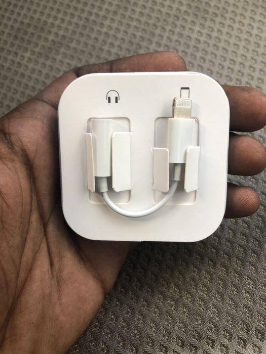 Adaptador de auricular para iphone 7 8 X
