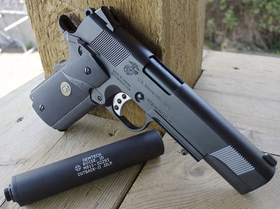 OKAZIE SUPER IEFTIN SI PUTERNIC!! Pistol Modificat Airsoft Colt pusca