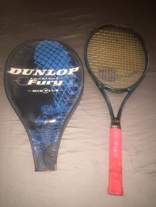 тенис ракета Dunlop и аксесоари Penn