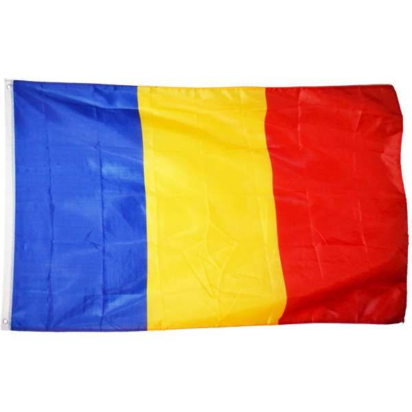 steag ROMANIA 120x180cm drapel ziua nationala 1 decembrie meci protest