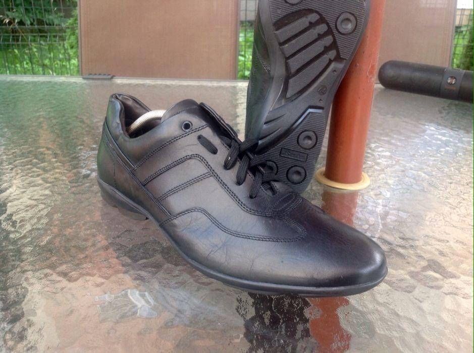 Pantofi Batta din piele