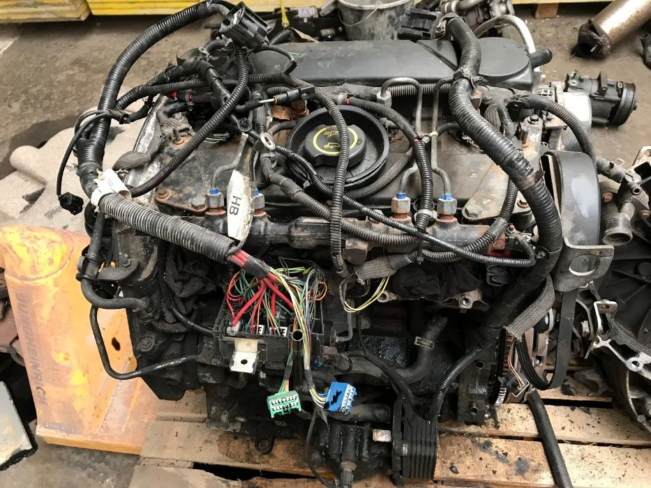motor Ford Mondeo B5Y 2.0TDCi 130CP