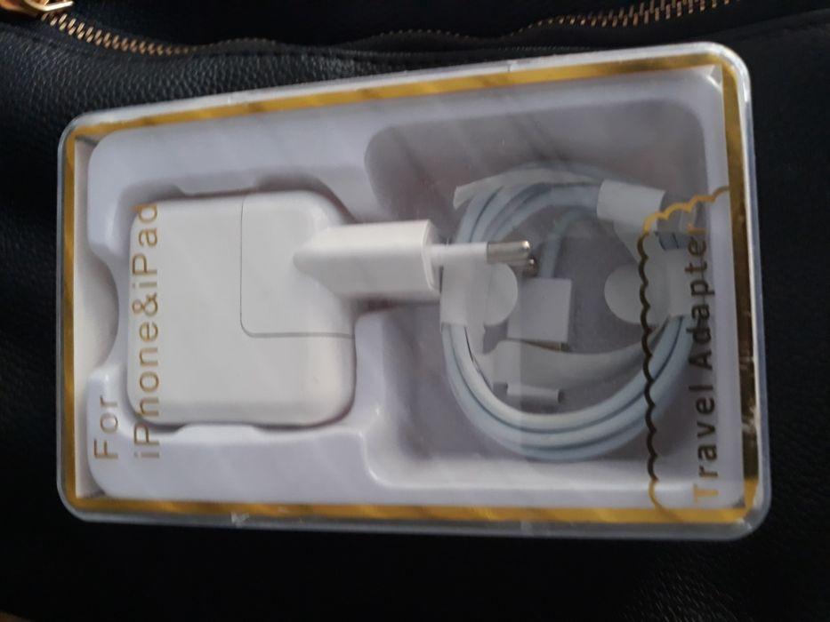 Carregador orginal de Iphon 5 até X & Ipad