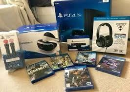 Playstation 4 pro nova a venda