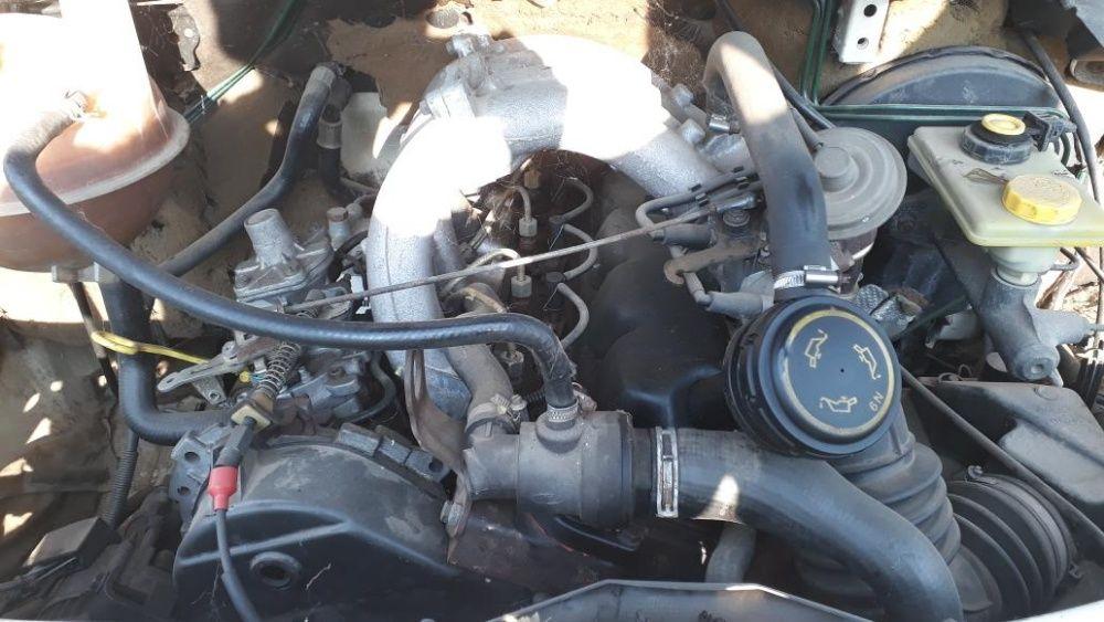 Motor cutie viteza pompa injectie ford transit 2.5 CLASIC cardan