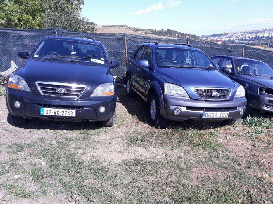 Dezmembrari Kia Sorento modele 2002-2010