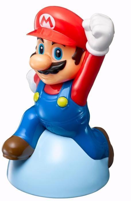 Figurina Super Mario și Luigi din Colectia Happy Meal