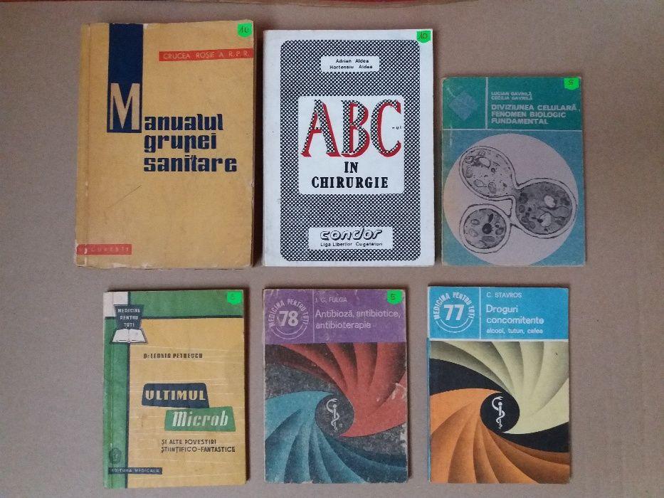 Carti de specialitate - medicina