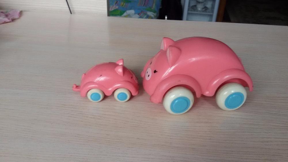 машинка свинка