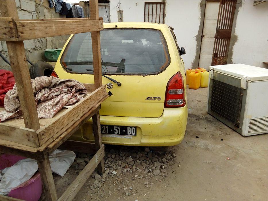 Carcaça de Suzuki alto a venda com motor desmanchado Kilamba - imagem 4