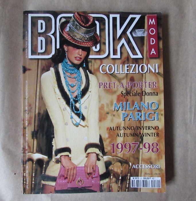 Book Moda Autumn/winter 97/98