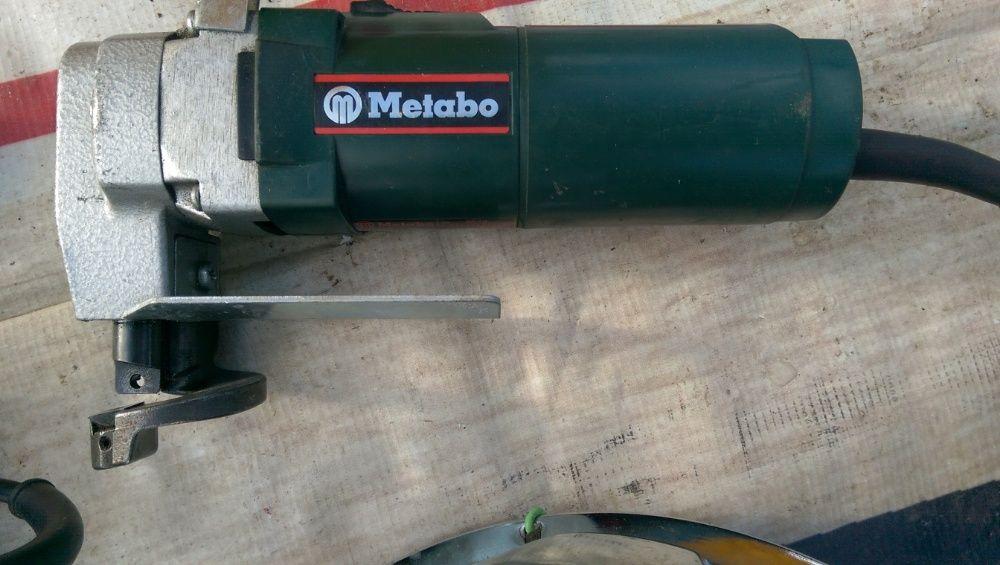 Metabo KU 6872 Foarfeca electrica pentru tabla