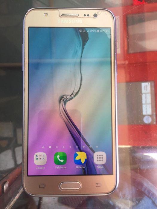 Samsung galaxy j5 cor gold 16 gnomos Alto-Maé - imagem 3