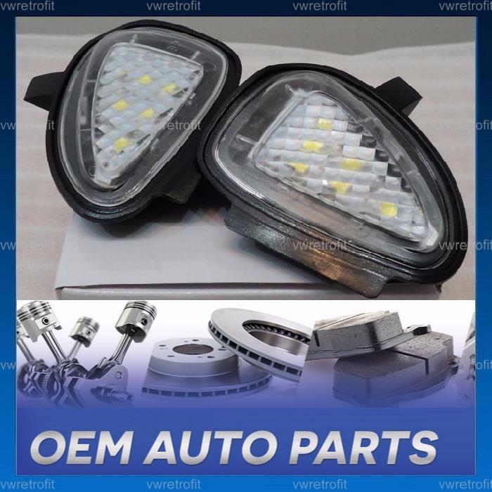 Lampi lumini sub oglinzi pentru VW Golf 6 puddle light led