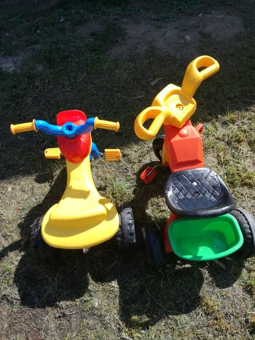 Vand triciclete