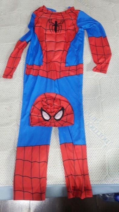 Costum spider-men