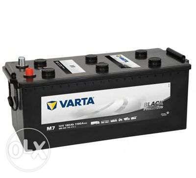 Аккумулятор VARTA PRO Motive Black 190Ah