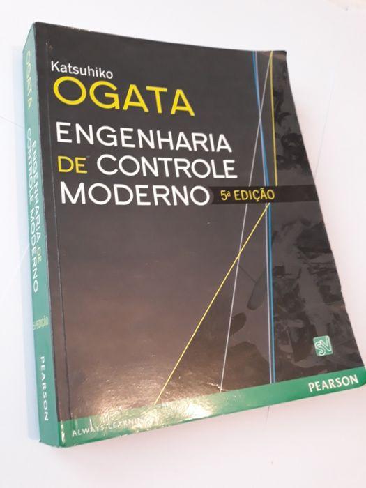 OGATA - Engenharia de Controle Moderno (5ª Edição) de Katsuhiko Ogata
