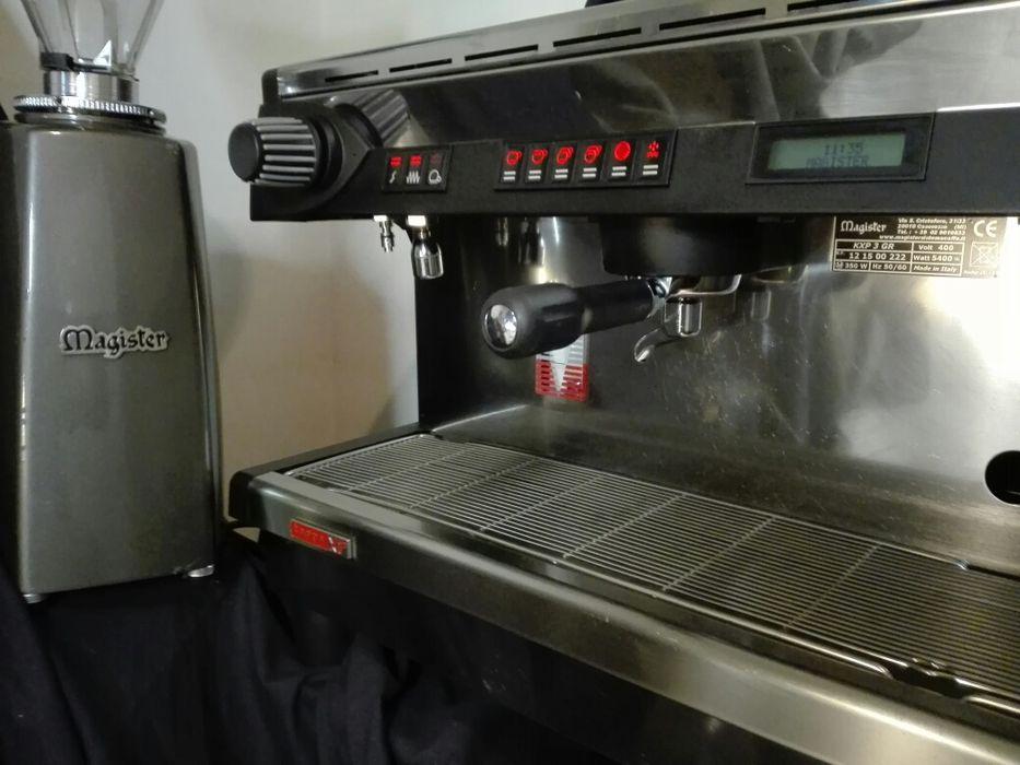Espressor ,expresor,aparat cafea Magister Kappa XP ,Rasnita ,Italia.