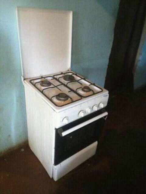 A solução para o seu fogão