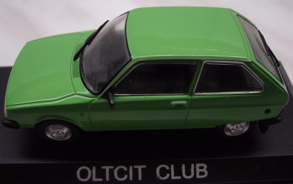 Macheta Auto Metalica (De Colectie) OLTCIT CLUB NOUA