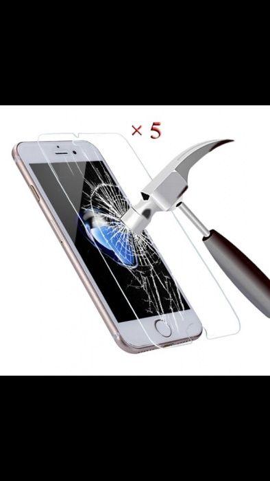 Folie sticla , iphone 6 6s 7 8 X