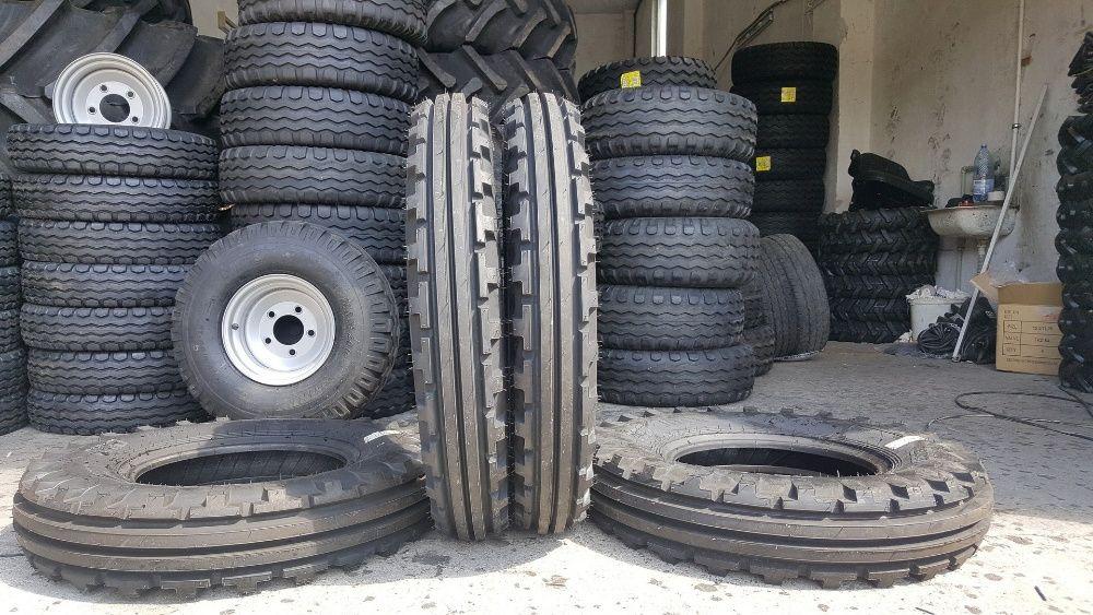 Cauciucuri tractor 6.50-20 BKT cu 8 randuri de ata rezistente garantie