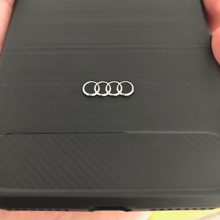 Husa iPhone 8/7, iPhone 8+/7+ carbon fibre silicone - NOUA!!
