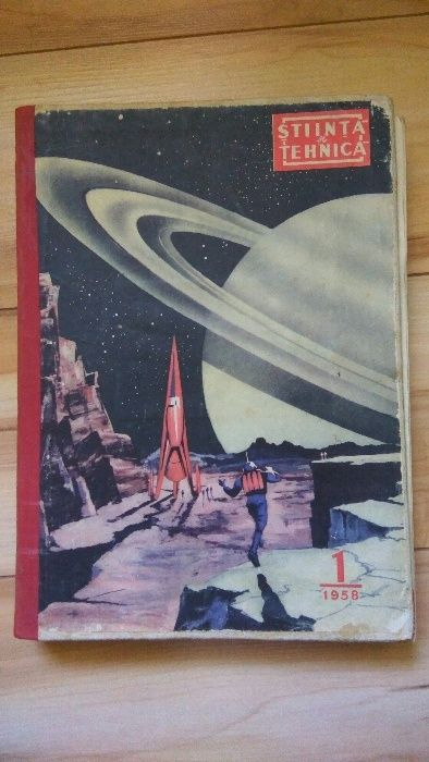 Almanah Stiinta si Tehnica 1958