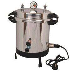 Автоклав 11литра обем и сухи стерилизатори 18 и 75 литра