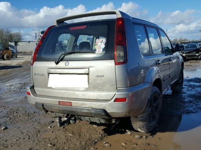 Dezmembrez Nissan X-Trail T30, an fabr. 2003 , 2.2Dci, 4 x 4 Constanta - imagine 2