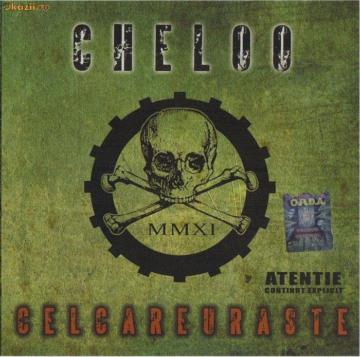 Cheloo - Celcareuraste [GSP edition] sigilat, original