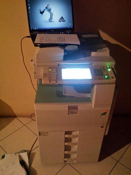 Fotocopiadora nova Ricoh