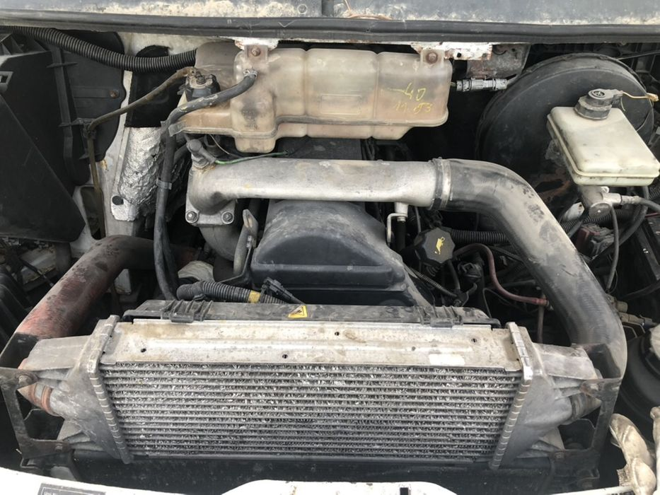 Motor 2,8 iveco daily complet la cheie se poate proba