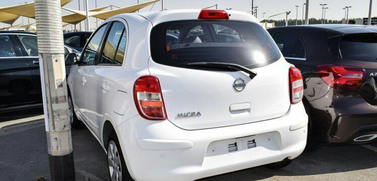 Nissan Micra Viana - imagem 2