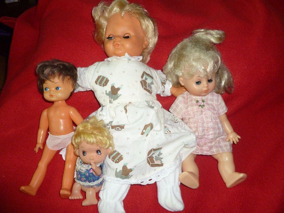 ЛОТ соц кукли за колекционери - РЕТРО кукли