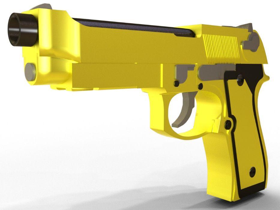 FOARTE PUTERNIC!!Pistol Airsoft Beretta/Taurus Desert Eagle Colt Glock