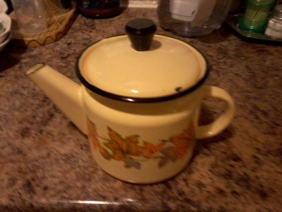 чайник - заварник б\у