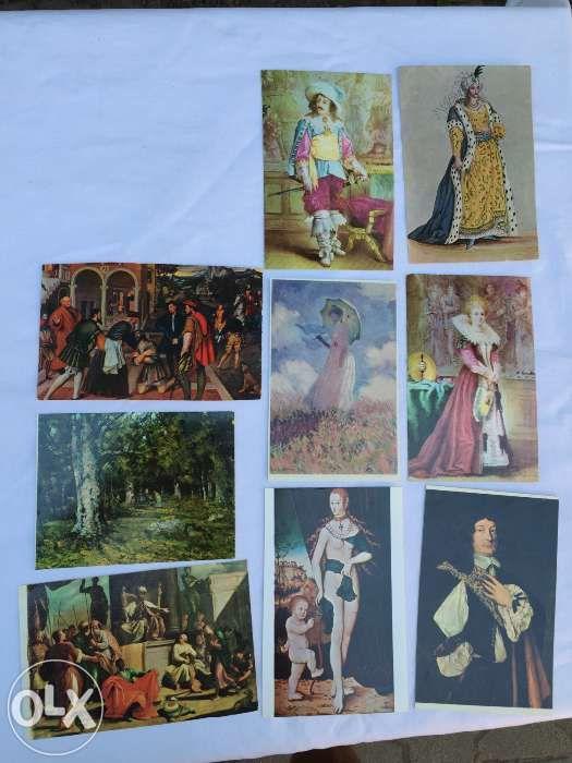 Cărți postale vechi