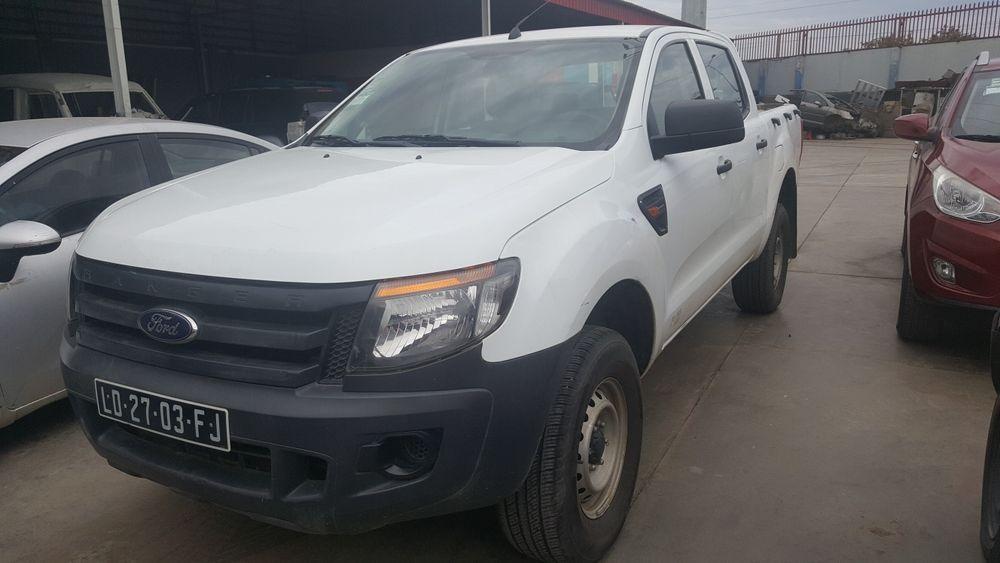 Vendo este ford Ranger Diesel com Motor fora do Lugar