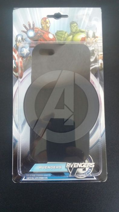 Husa - silicon - iphone - 5 - 5s (avengers - marvel)