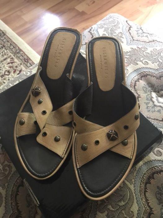 Женская обувь новая кожаная
