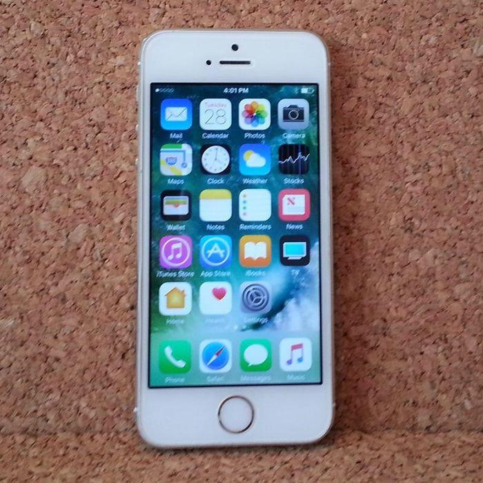 iPhone 5s 16g fora da caixa